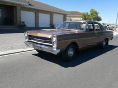 Ford Fairlane 500 1972 302 V8 5000cc