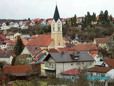 Town of Hohenfels, Germany