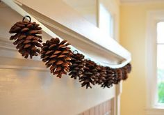 Pendencrystals: Using pine cones for Mabon