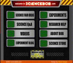 Science Bob - videos, experiments, labs