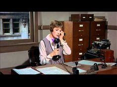 """""""Poor Butterfly"""" from the film, """"Thoroughly Modern Millie,"""" one of my favorite movies! Fun! Fun! Fun! Julie Andrews sings (1967.) Can't beat Julie Andrews' voice. Enjoy!"""