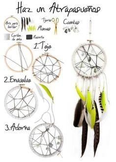 Acchiappasogni handmade
