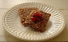 Cinnamon-Pomegranate Flatbread