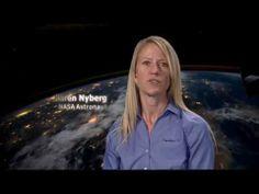 Karen Nyberg Talks International Space Station Benefits