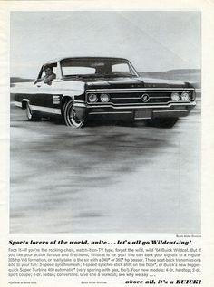 1964 Buick Wildcat 2 Door Hardtop