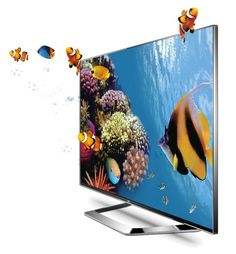 LG Cinema Screen 55LM9600 55-Inch Cinema 3D 1080p 480 Hz Dual Core Nano LED HDTV with Smart TV and 6 Pairs of 3D Glasses