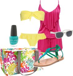 A day at the beach with thirty one