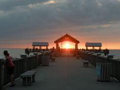 Pier 60 of clearwater beach on pinterest concession for Clearwater fishing pier