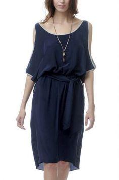Upcycled Kristinit dress--awesome LA designer.