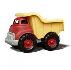 Dump Truck. Love these.. Made in USA and all green packaging and recycled materials