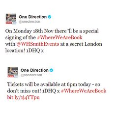 Reason #68493029 why I need to live in London <<<< at least we'll get a lot of pictures and fan videos