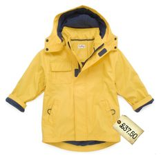 toddler girls raincoats yellow