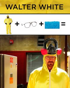 14 Super-Simple Halloween Costumes You Can Make From Three Items