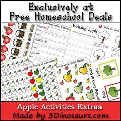 Free apple activities