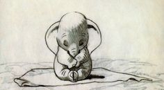 The cutest moment in Disney history! This has made me decide my son's nursery will be Dumbo themed :)