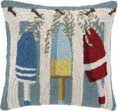 Bouys Hook Pillow
