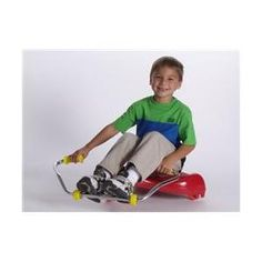 Roller Racer Amusement Mode R-RA Self-propelled Riding Vehicle  Red  by Mason Corporation