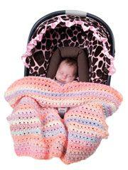 Car Seat Blankets - Annie's