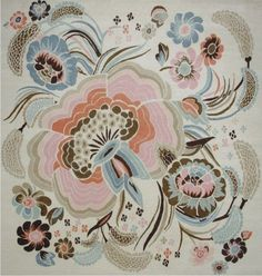 Garden Party from the Catherine Martin Deco Collection from Designer Rugs
