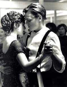 Even though I can't watch Titanic anymore because it is traumatizing, this picture is still beautiful...