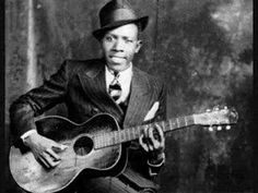 Robert Johnson- Crossroad