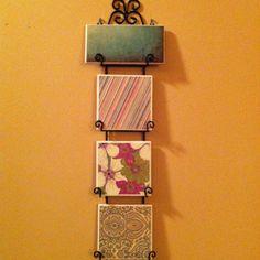 Tile crafts