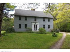 Saltbox Homes On Pinterest Saltbox Houses Carriage