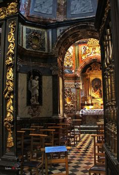 Catedrale de Saint-Sebastient, Bruxelles, Belgique