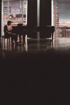 Lonely Christian... Fifty Shades of Grey Movie