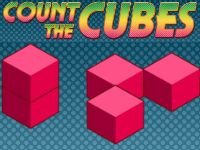 Hooda Math Mobile presents Count The Cubes: Count the Cubes as they fall or after they land. Then input the number you counted and then press submit.