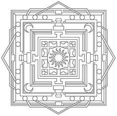 Mandala 589