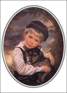 """Puppy"" ~ Sandra Kuck"