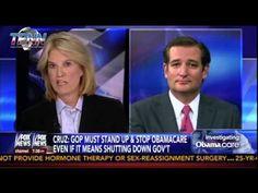 Ted Cruz on Obamacare