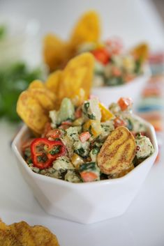 Chimichurri Chicken Salad - PaleOMG.com