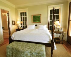Four Poster Bed Design