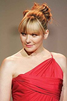 Kim Cattrall, 1956, born Mossley Hill, Liverpool, England, emigrated to Courtenay BC,Canada when she was 3 months old