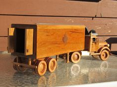 Cargo trailer- by Bill Gagnon