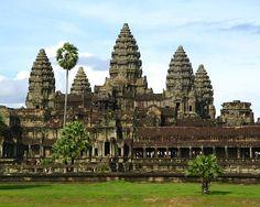 I want to go here Angkor Wat and see Lara Croft!