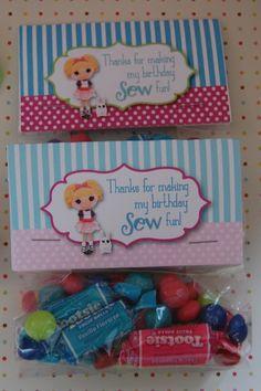 lalaloopsy treat bags
