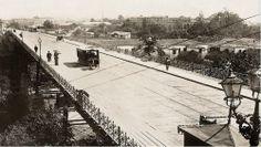 Viaduto do Chá - Circa 1910