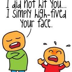 My boys, in a nutshell :)
