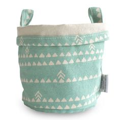 ...Recycled Canvas Bucket from 'chewing the cud'