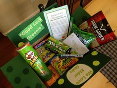 Missionary Greenie Package idea