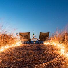 beaches, magic, picnics, evenings