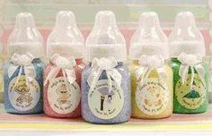 Baby shower favors w/ bath salt?