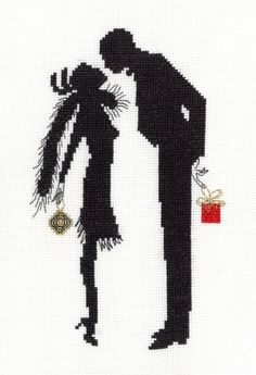 The Gift - Kit (Silhouette).
