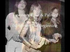 Emerson, Lake & Palmer - From The Beginning (Lyrics)