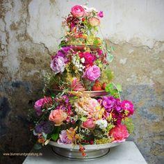 flower arrang, bloemen creati