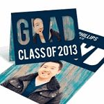 Cut-Out Graduation Party Invitations. Lots to choose from at this site!