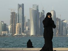 O Qatar é um dos países com maior risco de falta d'água
